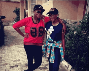 Waje Reveals Why She Eventually Posted Her Daughter's Picture Online